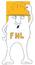FHL mascotte